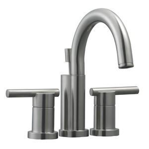 Design House 525758 Geneva 4in Lavatory Faucet, Satin Nickel