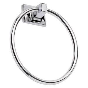 Design House 533091 Millbridge Towel Ring, Polished Chrome