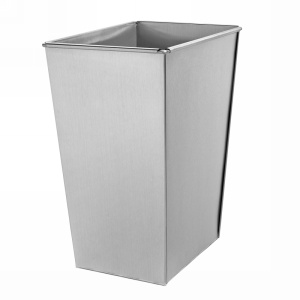 Rev-A-Shelf 5349-SS-52 32 Qt. Stainless Steel Container Only