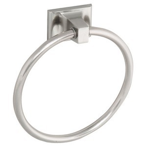 Design House 539163 Millbridge Towel Ring, Satin Nickel