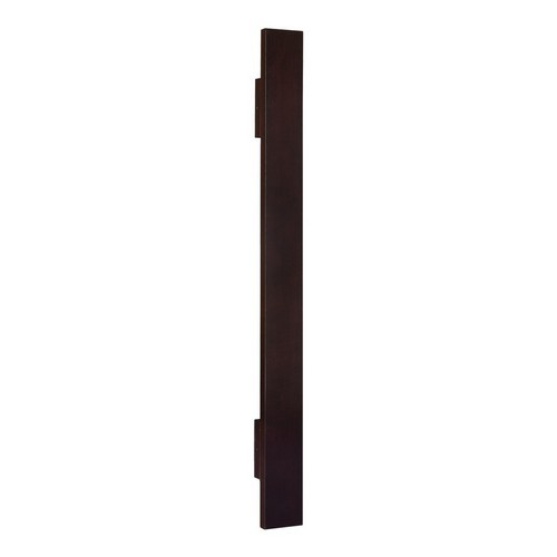 Design House 545038 Ventura Espresso Solid Wood Filler, 33-1/2 X 0-3/4