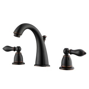 Design House 545699 Hathaway Widespread Lav Faucet Oil Rubbed Bronze