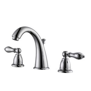 Design House 545707 Hathaway Widespread Lav Faucet Polished Chrome