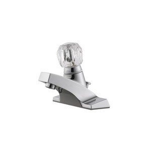 Design House 545947 Millbridge 4in Lav Faucet Polished Chrome