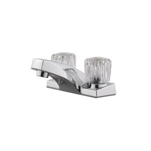 Design House 545954 Millbridge 4in Lav Faucet Polished Chrome