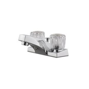 Design House 545970 Millbridge 4in Lav Faucet Polished Chrome