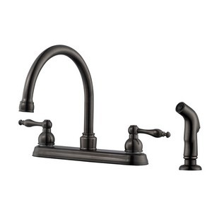 brushed bronze kitchen faucet design house 546127 saratoga kitchen faucet brushed bronze 16505