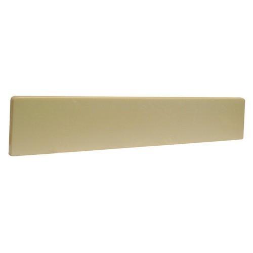 Design House 550558 19in Universal Marble Side Splash, White