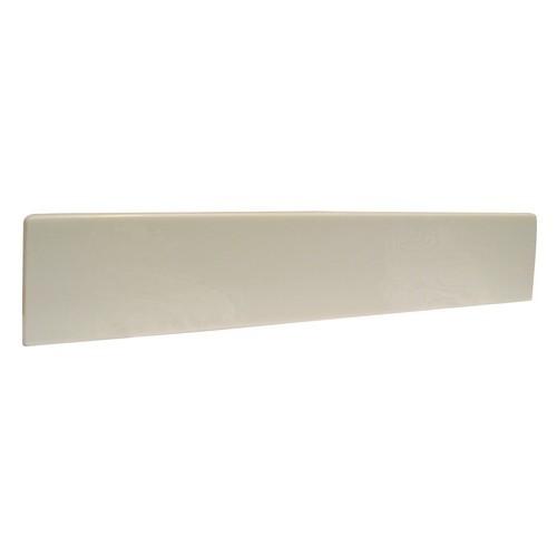 Design House 550921 19in Universal Marble Side Splash, White