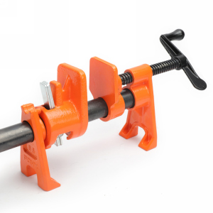 Pony Jorgensen 55, H-Style Pipe Clamp with Crank Handle