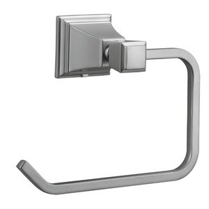 Design House 560466 Torino Towel Ring, Satin Nickel