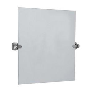 Design House 560946 Millbridge Square Pivot Mirror, Chrome Plated