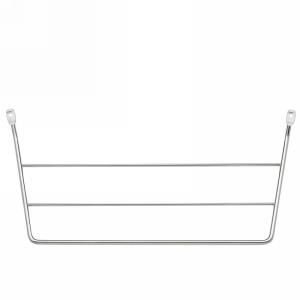Rev-A-Shelf 563-32 C - Door Mount Towel Holder, Chrome