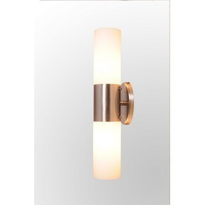 Design House 570929 Eastport 2LT Bar Light Satin Nickel