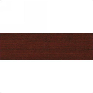"Edgebanding PVC 5752 Shiraz Cherry, 15/16"" X .018"", 600 LF/Roll, Woodtape 5752-1518-1"