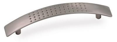 Laurey 59140, 96mm Pull Geo Design Flat Pewter