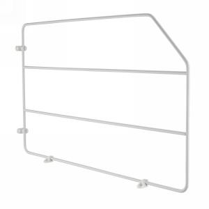 Rev-A-Shelf 597-12-10, 12 H White Wire Tray Divider, Stationary