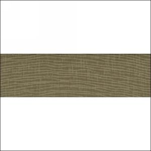 """Edgebanding PVC 6455 Earthen Warp, 15/16"""" X .018"""", 600 LF/Roll, Woodtape 6455-1518-1"""