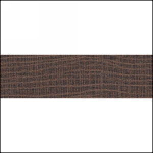 "Edgebanding PVC 6456 Chocolate Warp, 15/16"" X .018"", 600 LF/Roll, Woodtape 6456-1518-1"