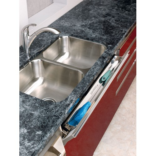 Rev-A-Shelf 6581-22-52 - 22in Stainless Sink Front Tray