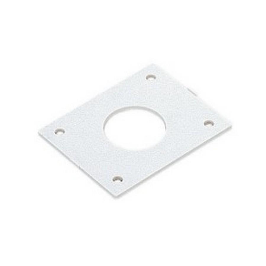 6810 Spacer for 6830 Lock 2mm White Sugatsune 6810-SP