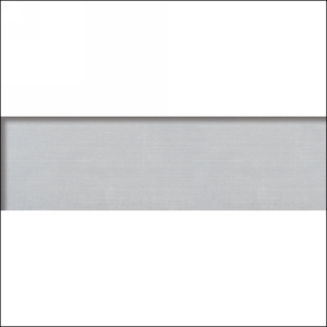 "Edgebanding PVC 3D700R Brushed Aluminum, 7/8"" X 1mm, 492 LF/Roll, Woodtape 3D700R-1440-27"