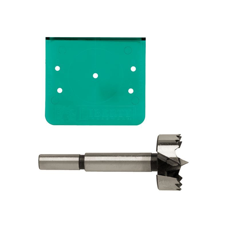 Single Pack Liberty AN0192C-G-Q1 35mm Hidden Hinge Installation