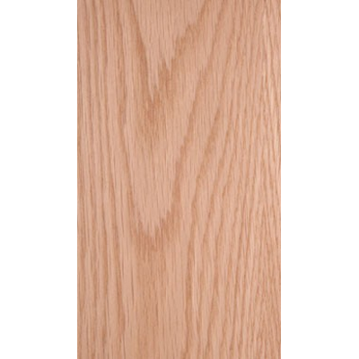 Edgemate 8101059, 4ft X 8ft Real Wood Veneer Sheet, 2-Ply Backing, White Oak, Rift Cut