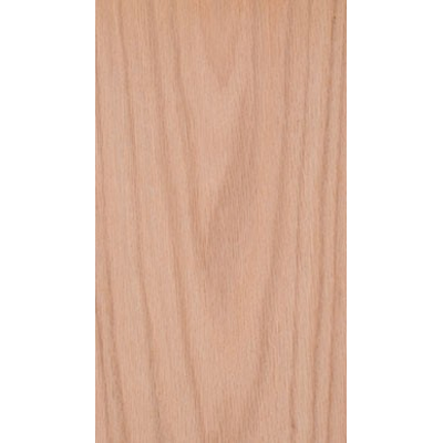Edgemate 8101298, 4ft X 8ft Real Wood Veneer Sheet, 2-Ply Backing, Red Oak