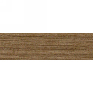 "PVC Edgebanding 8134E5 Roman Walnut,  1-5/16"" X 1mm, Woodtape 8134E5-B-2140-1"