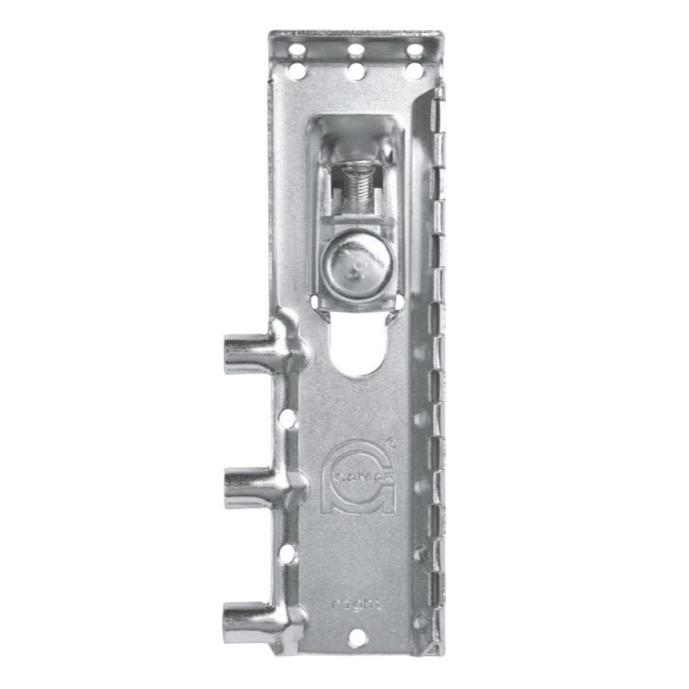 Right Hand Concealed Suspension Rail Bracket Screw-On Metal Meier 816-DU-DX