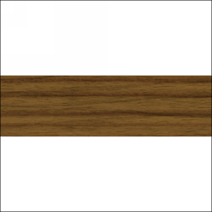 "Edgebanding PVC 8306 Natural Teak, 15/16"" X .018"", 600 LF/Roll, Woodtape 8306-1518-1"