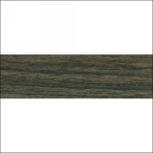 "Edgebanding PVC 8722 Florence Walnut, 15/16"" X .018"", 600 LF/Roll, Woodtape 8722-1518-1"