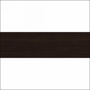"Edgebanding PVC 8726 Ebony Recon, 15/16"" X .018"", 600 LF/Roll, Woodtape 8726-1518-1"