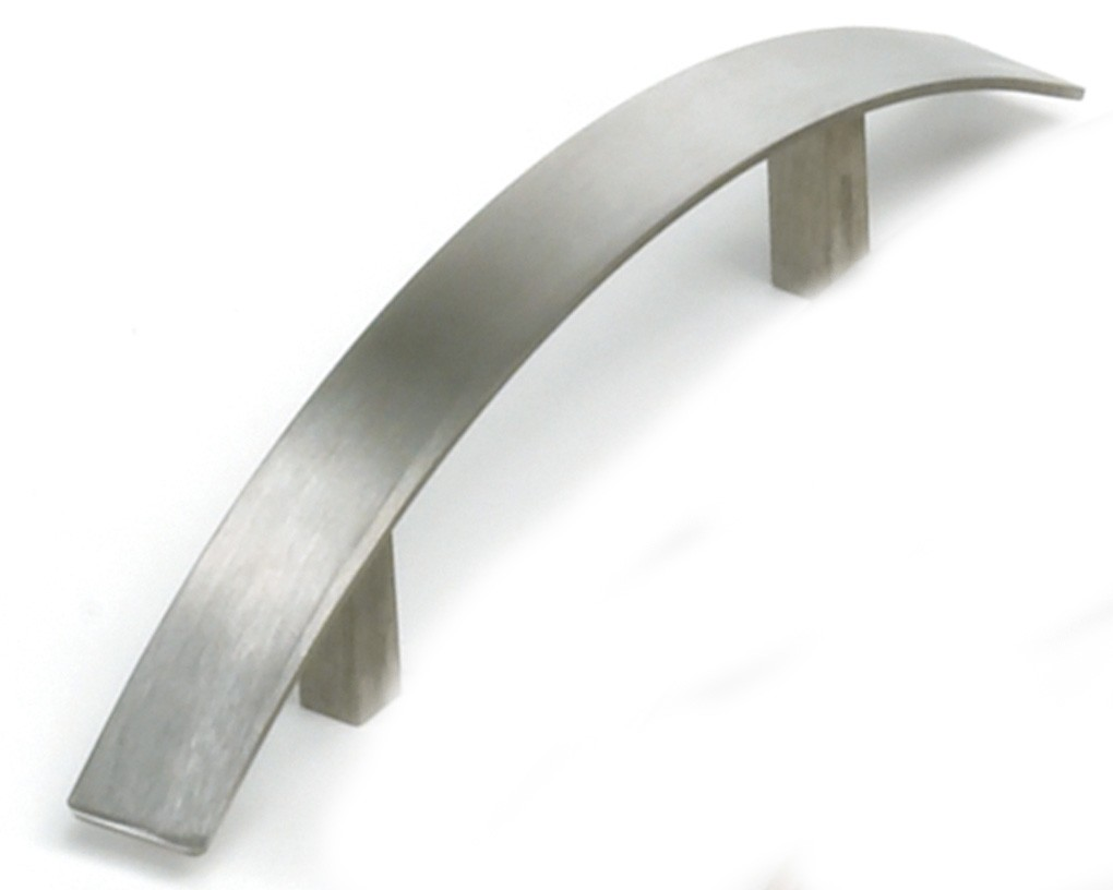 Laurey 88001, Stainless Steel Arch Pull 96mm 7-1/2 Overall