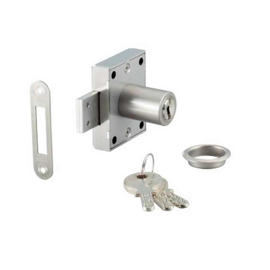 8810 Cabinet Lock with Built-In Key Change KA/KD Sugatsune 8810-24