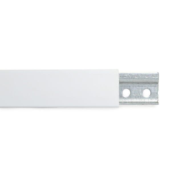 Hanging Rail Cover Cap For CM875-Z1-24 White Peter Meier 883-01-24
