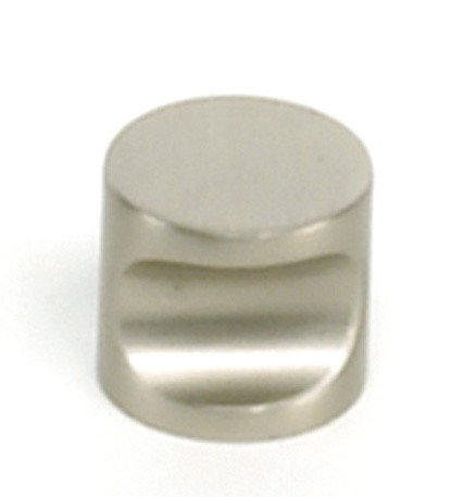 "Melrose Whistle Knob 1-1/4"" Dia Stainless Steel Laurey 89201"