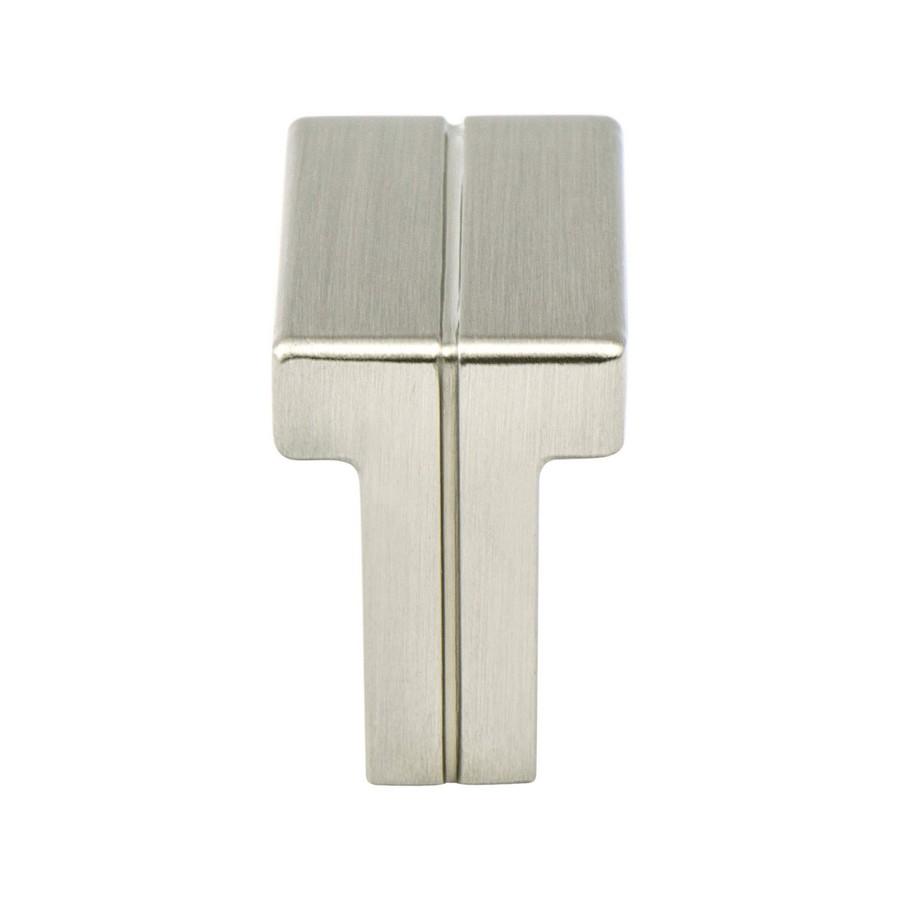 "Skyline Knob 1-3/8"" Long Brushed Nickel Berenson 9209-1BPN-P"