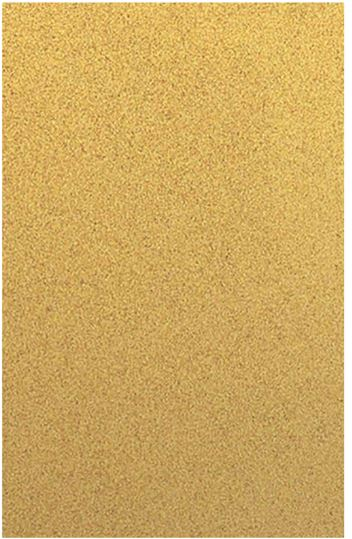 "Dynabrade 93786 Sandpaper Sheets, 3"" x 4-5/16"", 180 Grit, No Hole"
