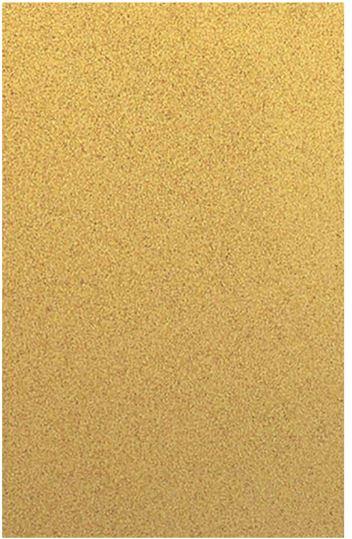 "Dynabrade 93787 Sandpaper Sheets, 3"" x 4-5/16"", 220 Grit, No Hole"