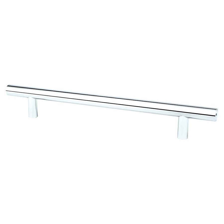 Transitional Advantage Two Pull Pull 160mm Center to Center Polished Chrome Berenson 9519-2026-P