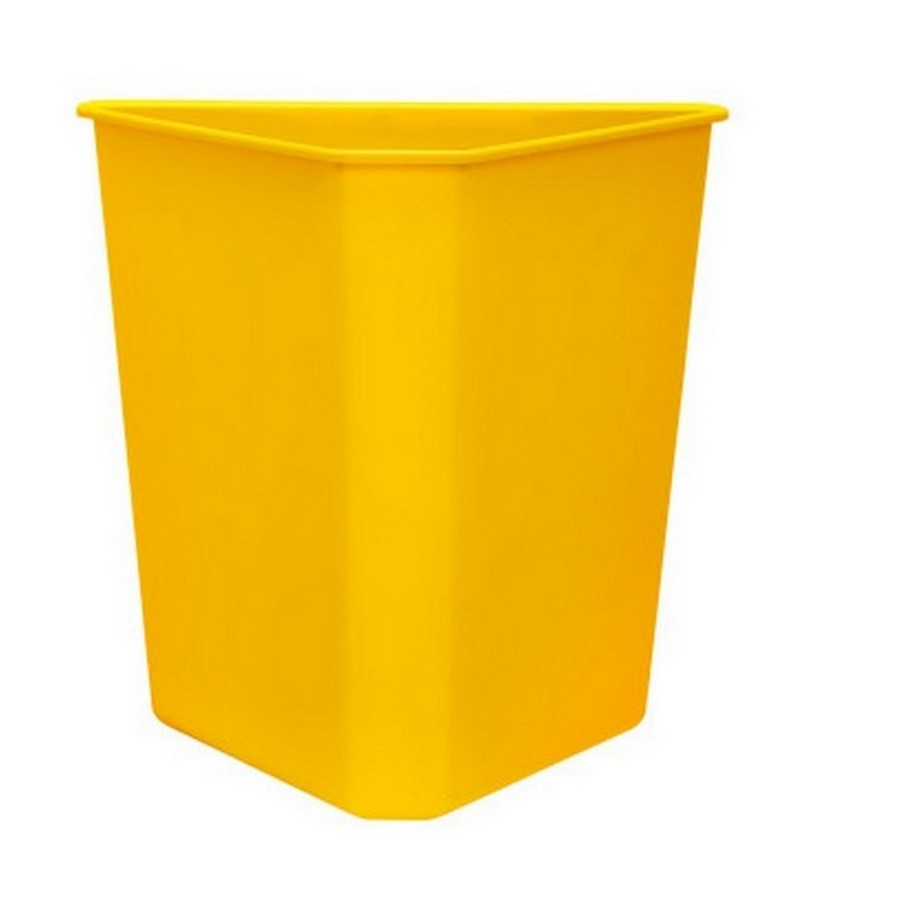 Yellow Replacement Container for 5BBSC Series Recycling Center Rev-A-Shelf 9700-60Y-52