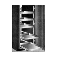 Vogt Industries 62F-W, Base Cabinet Pantry Slide