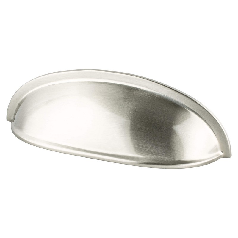 "American Classics Cup Pull 3"" Center to Center Brushed Nickel Berenson 9896-1BPN-P"