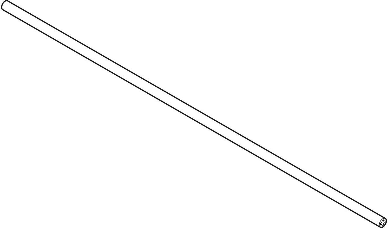Blum T60L1118W MOVENTO TIP-ON Synchronization Rod