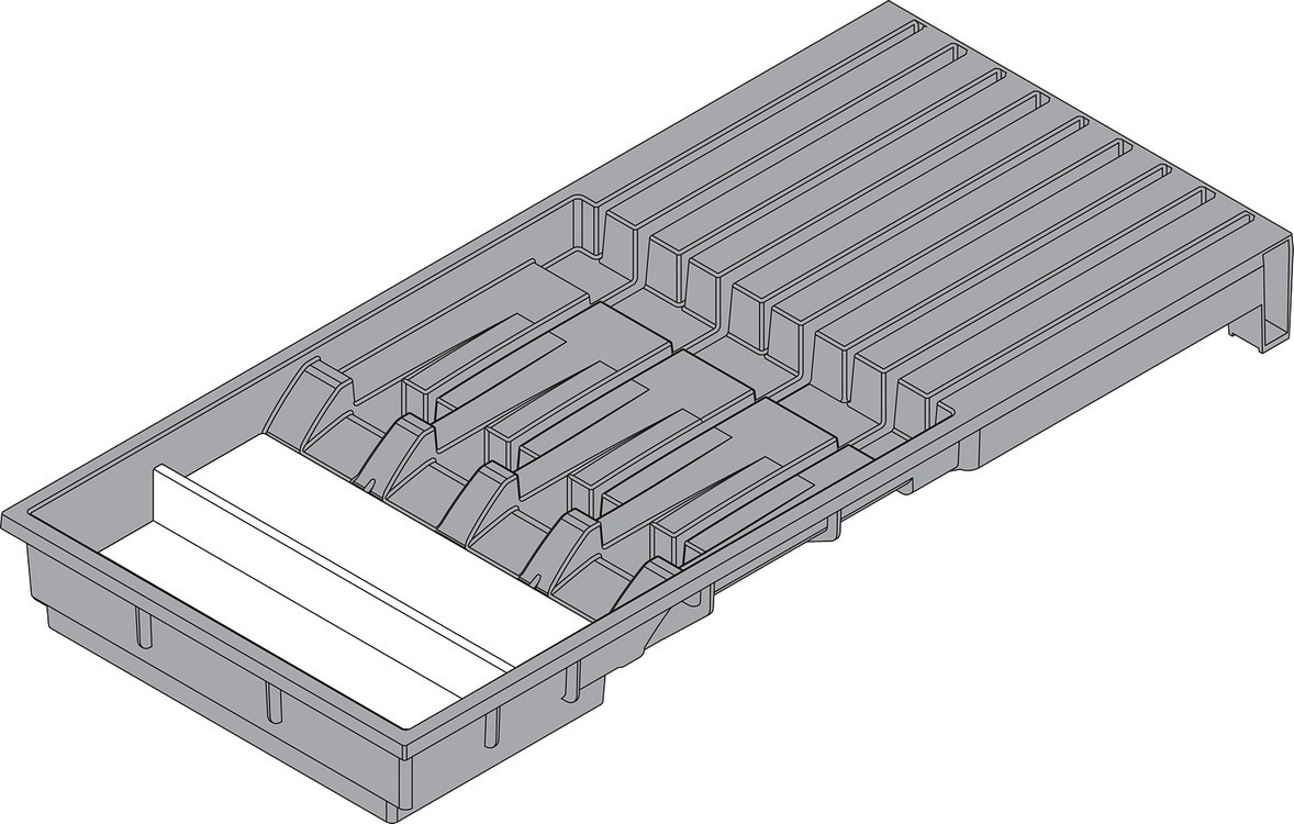 Blum ZC7M0200 LEGRABOX Drawer Systems AMBIA-LINE Knife Holder