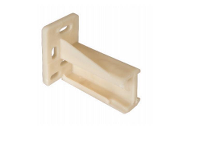 Grass 00693-17 Left Hand Plastic Rear Mount Bracket For 6600 Series Slides