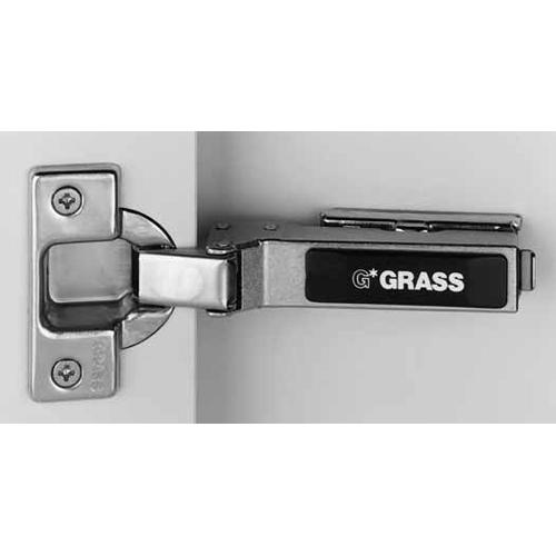 Grass 24182-34 95 Degree Hinge, -45 Degree, Screw-on