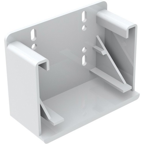 "Blum 295.3700.21 Rear Socket for 9"" Tandem Plus, Inside Cabinet Depth 10-15/32 - 11-3/32in"